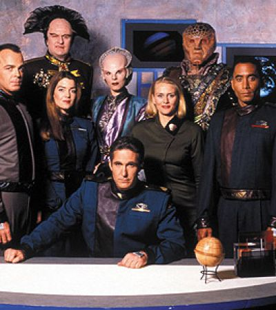 20 best science fiction series