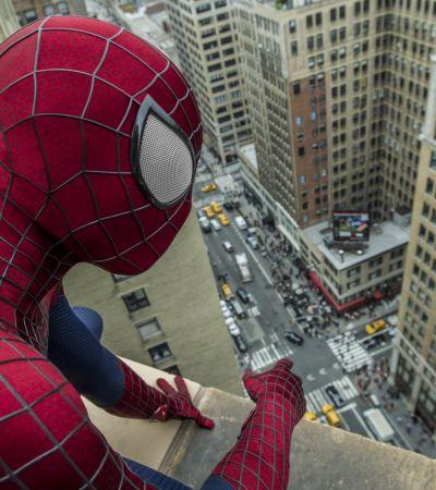 Новый Человек-паук: Высокое напряжение