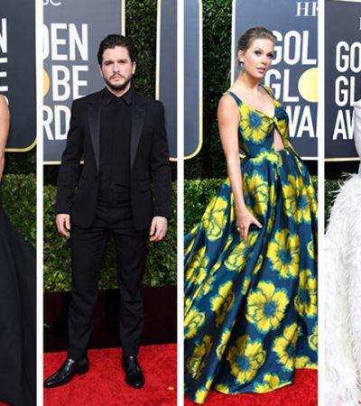 Красная дорожка «Золотого глобуса 2020»: Лучшие образы