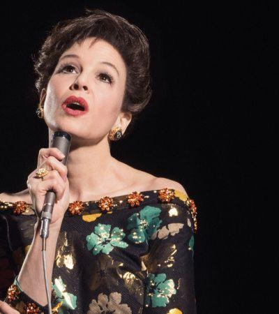 Рене Зеллвегер записала песню для байопика о Джуди Гарлэнд