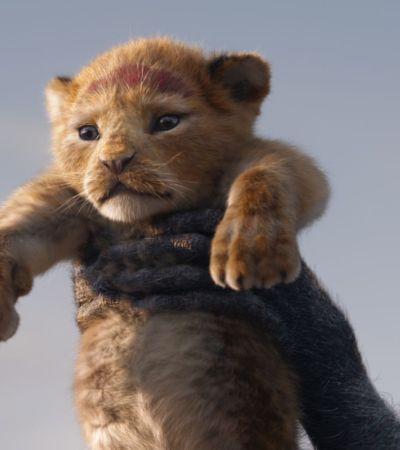 «Король Лев» стал самым кассовым фильмом года в России