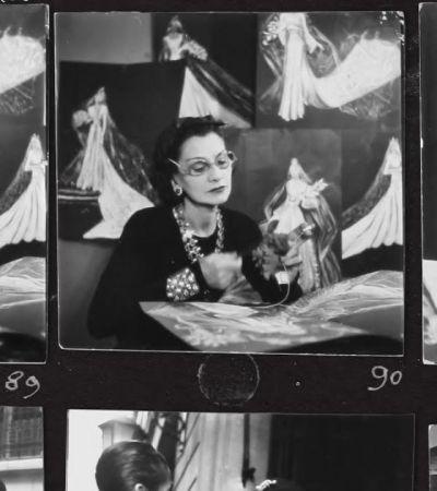 София Коппола сняла ролик, посвященный Коко Шанель к открытию выставкиMademoiselle Privé в Токио.