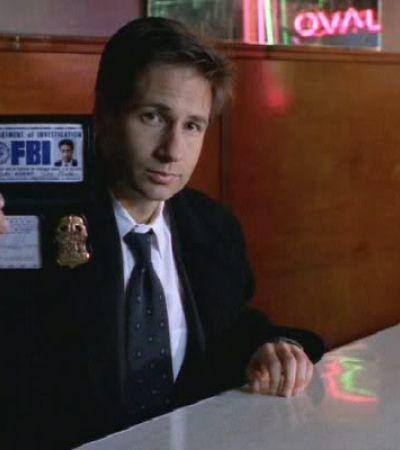 Звезда «Секретных материалов» и «Блудливой Калифорнии» сыграет главную роль в сериале «Аквариус».