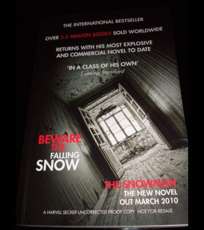 Режиссер «Шпион, выйди вон!» и «Впусти меня» берется за детективный роман популярного норвежского автора.