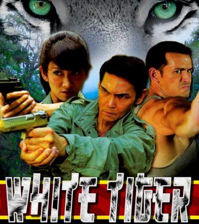 Совместный фильм экшен-ветеранов «Белый тигр» обзавелся трейлером