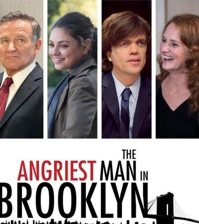 Робин Уильямс - самый раздраженный человек в Бруклине