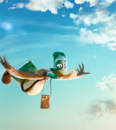 3D-фильм сможет потягаться с лучшими образцами Disney и Pixar.