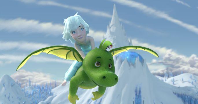 Ледяная принцесса