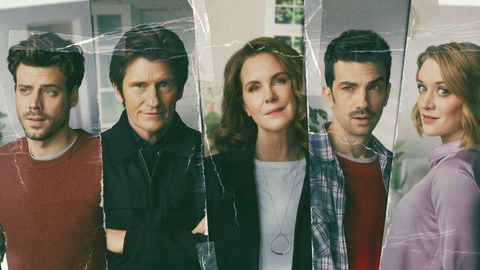 Рождество с семейкой Муди