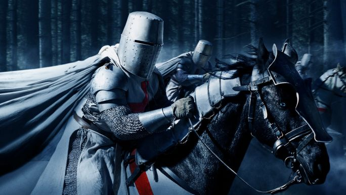 Knightfall serie