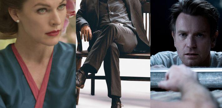 Что смотреть в кино на выходных: сиквел «Сияния», шедевр Чаплина и умирающий Джонни Депп