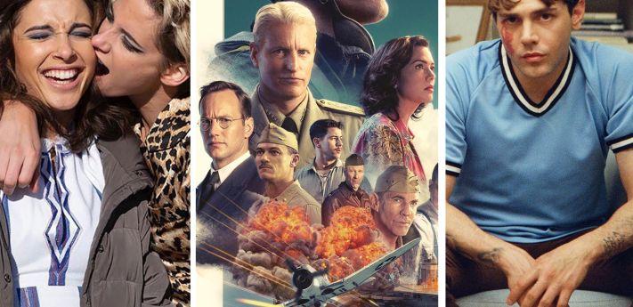 Что смотреть в кино на выходных: «Матиас и Максим», «Ангелы Чарли», «Ford против Ferrari»