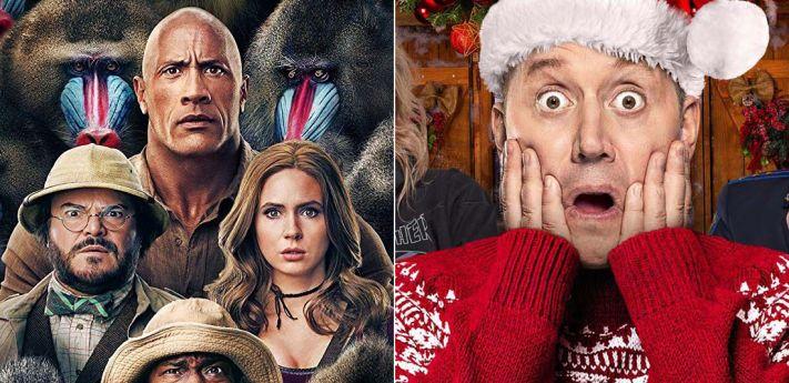 Что смотреть в кино на выходных: «Джуманджи: Новый уровень», «Полицейский с рублевки» и «Собаки не носят штанов»