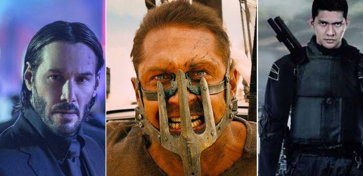 10 лучших экшн-фильмов десятилетия