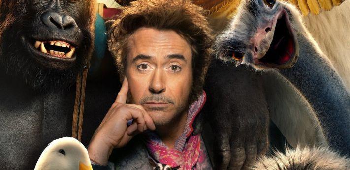Роберт и животные
