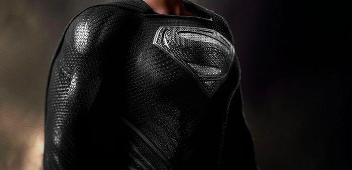 Черный Супермен