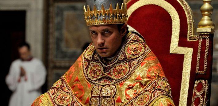Трейлер Нового Папы