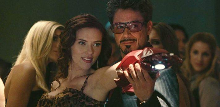 Наташа и Тони