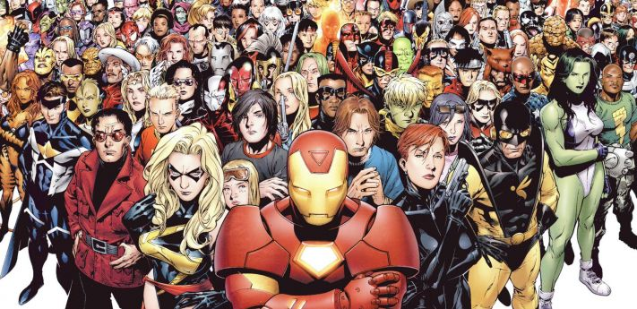 Рекорд Marvel