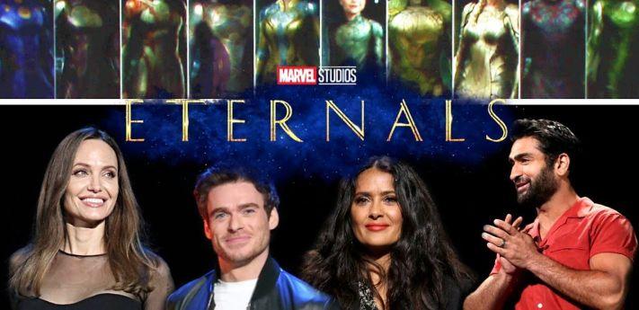 Вечные в Marvel