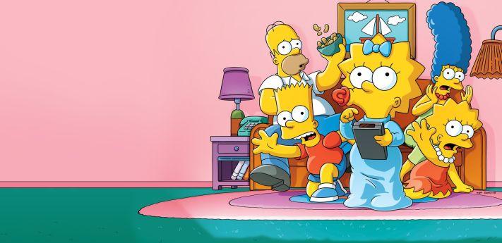 Покидая Симпсонов