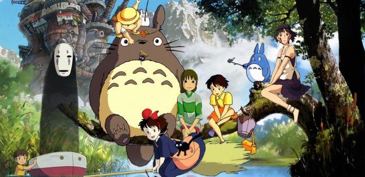 Ghibli на Netflix