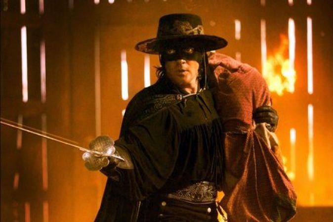 The Mask of Zorro (1998) - IMDb