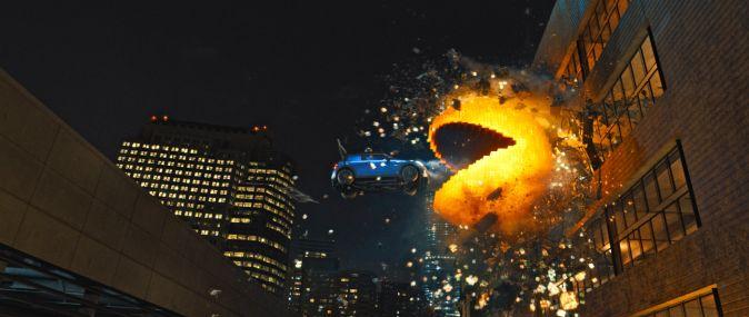 Кадры из фильма мультик пиксели 2 сезон