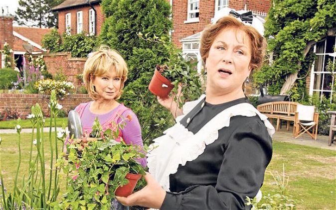 Кадры из фильма Розмари и Тайм (Rosemary & Thyme, 2003) - фото актеров и  актрис из фильма Розмари и Тайм