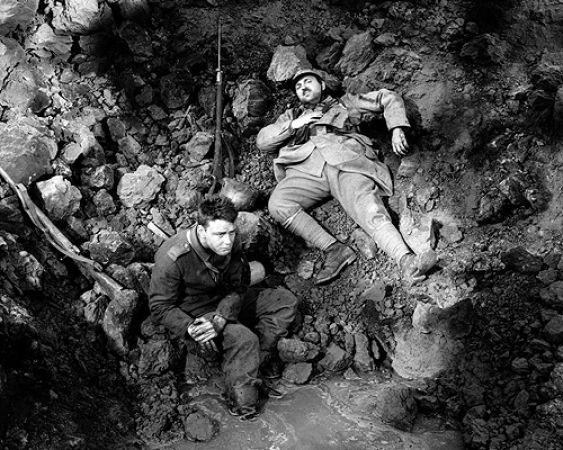 all quiet on the western front comradeship essay Free all quiet on the western front papers, essays the loud message - all quiet on the western front: the quiet novel and experience comradeship.