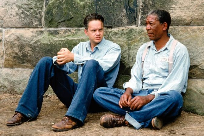 the shawshank redemption and sociology