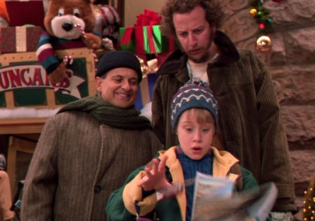 Home Alone 2: Lost In New York full movie online HD
