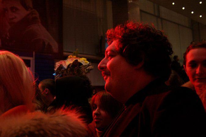 Фоторепортаж с предпремьерного показа фильма «Бумер. Фильм второй» в кинотеатре «Пушкинский»