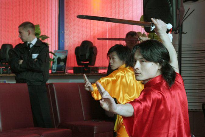 Фоторепортаж с премьеры фильма «Поцелуй бабочки» в кинотеатре «Прага»