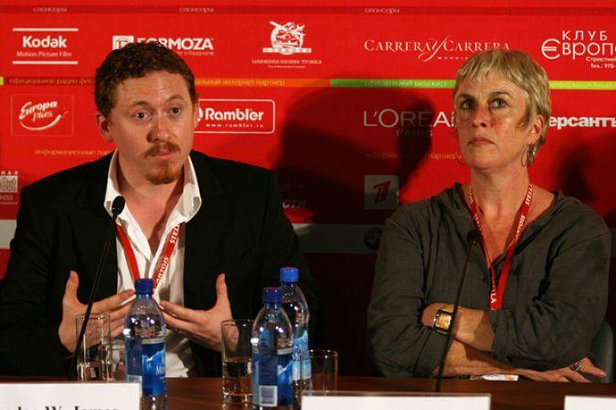 Пресс-конференция, посвященная фильму «Маленькая ложь во спасение» (Великобритания)