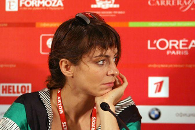 Пресс-конференция фильма «Железнодорожный роман» (Франция)
