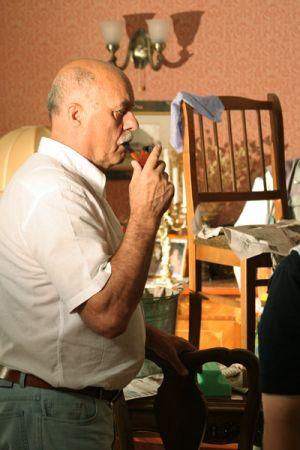Съёмки фильма Станислава Говорухина «Артистка»