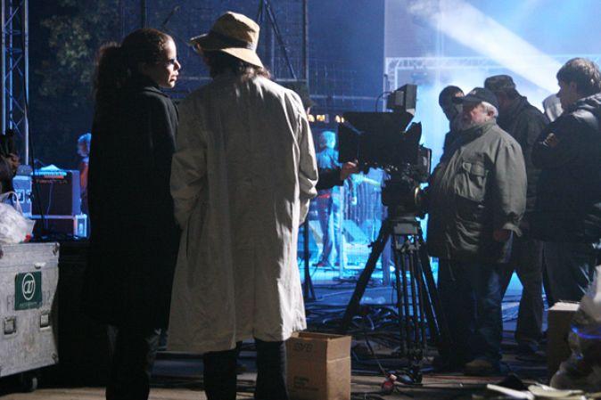 Открытая съемка финала фильма Сергея Соловьева «2-АССА-2»
