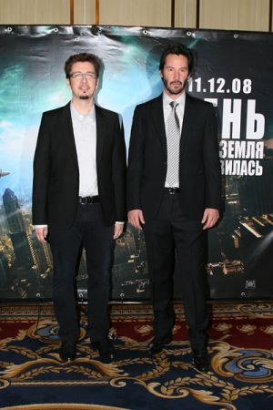 Киану Ривз в Москве
