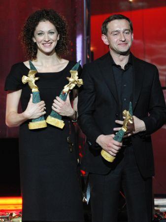 Вручение премии «Золотой орел»