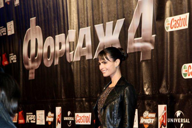 Вин Дизель в Москве