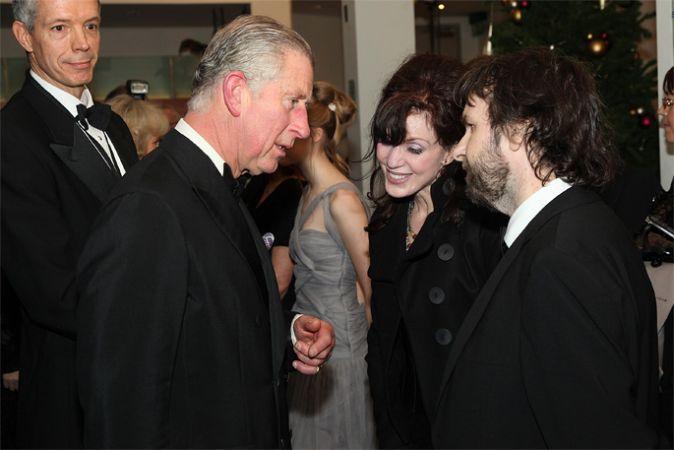 Королевская премьера фильма «Милые кости» в Лондоне