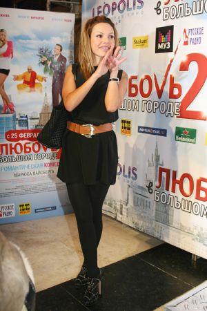 Премьера фильма «Любовь в большом городе 2»