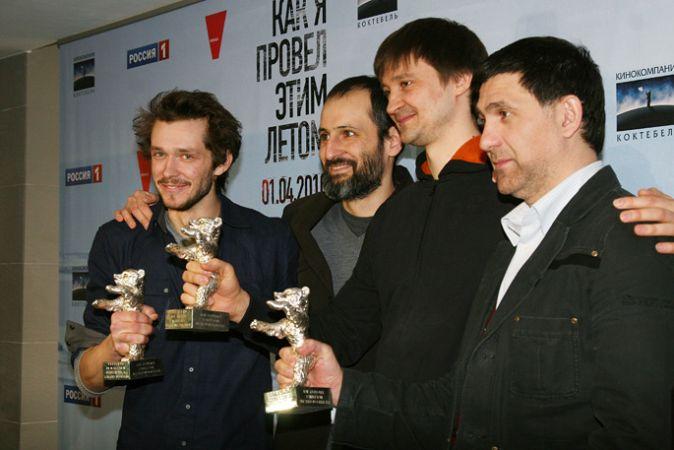 Пресс-конференция создателей фильма «Как я провел этим летом»