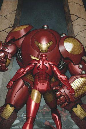 Комиксы о Железном человеке