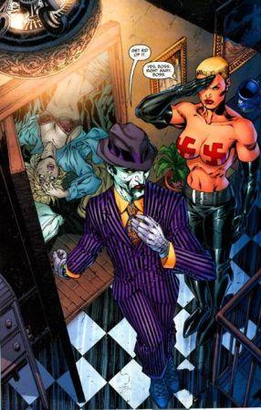 Комиксы про Бэтмена