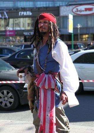 Премьера фильма «Пираты Карибского моря: на странных берегах»