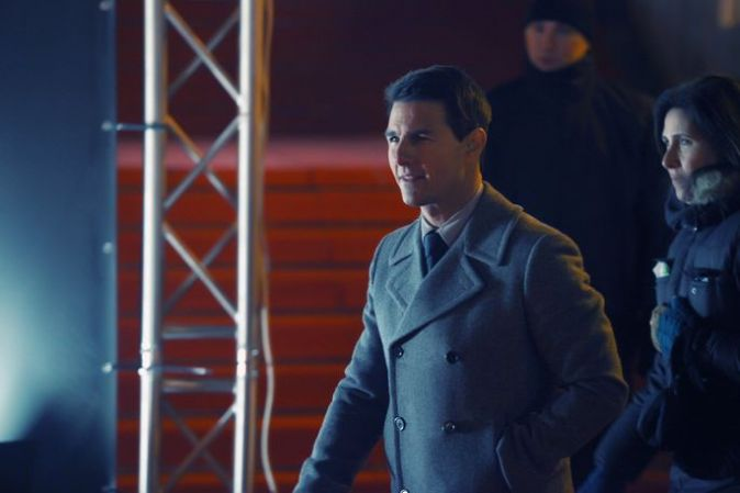 «Миссия невыполнима: Протокол Фантом». Премьера в Москве