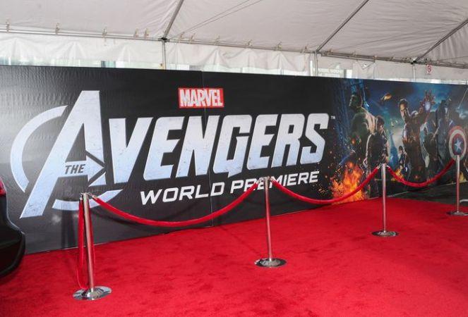 Мировая премьера «Мстителей»