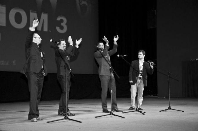 Премьера фильма «Люди в черном 3»